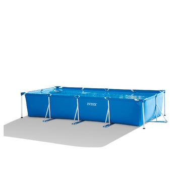 Intex Small Frame Rectangular Pool (4.50m x 2.20m x 84cm)
