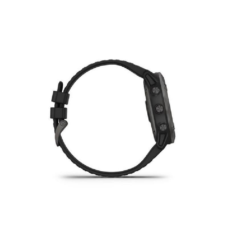 Garmin Fenix 6x Pro Solar Ti Carbon Gps Smart Watch Emea 010-02157-21