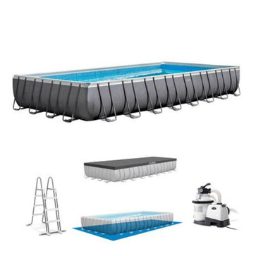 Intex Ultra XTR Frame Pool 9.75mx4.88mx1.32m