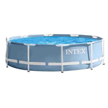 Intex 3.05m x 76cm Metal Frame Swimming Pool
