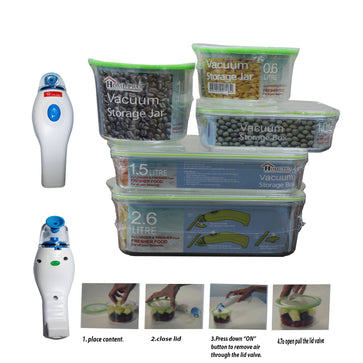 Vacuum Sealer Set