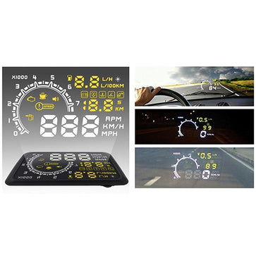 Head-Up Display (OBD II)