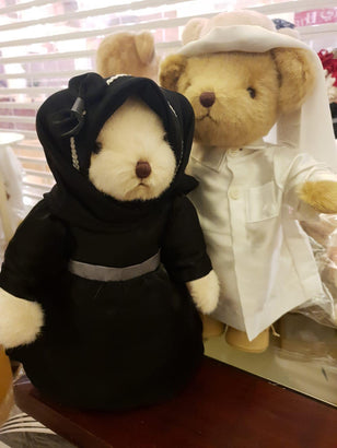 Qatar Special Bear Couple