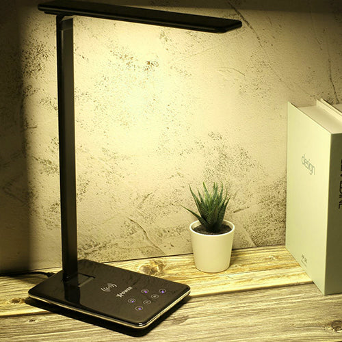 XPower WDL2 10W Wireless Fast Charging LED Desk Lamp