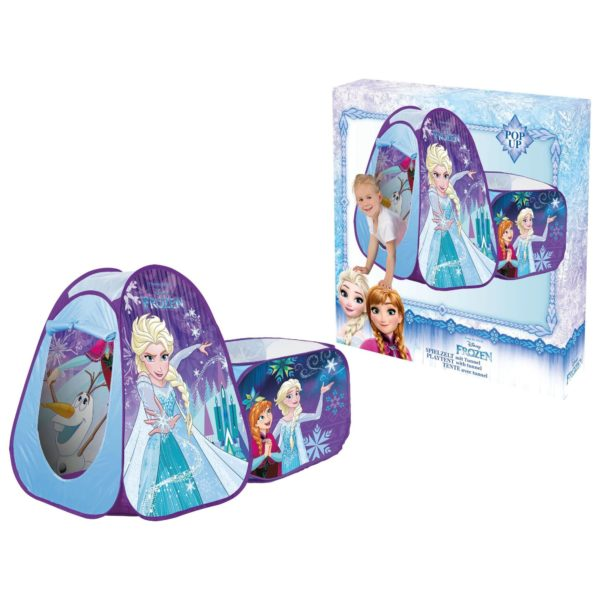 Pop up Play tent with tunel Frozen