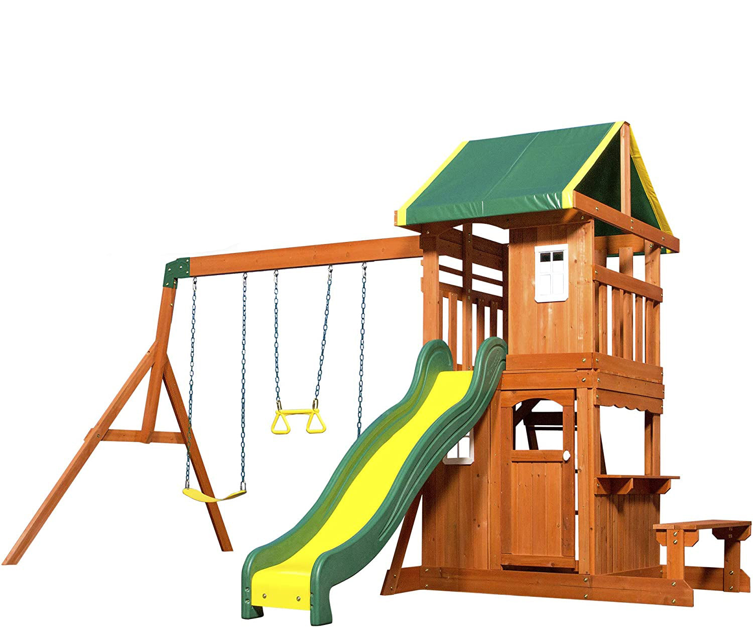 Backyard Discovery Oakmont Wooden Playset