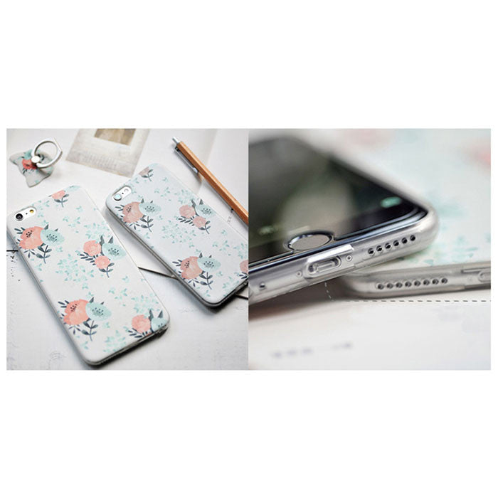 Floral Case Gift Set (iPhone 6 plus)
