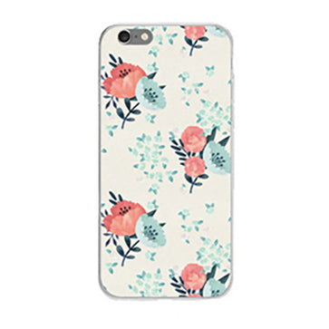 Floral Case Gift Set (iPhone 6)