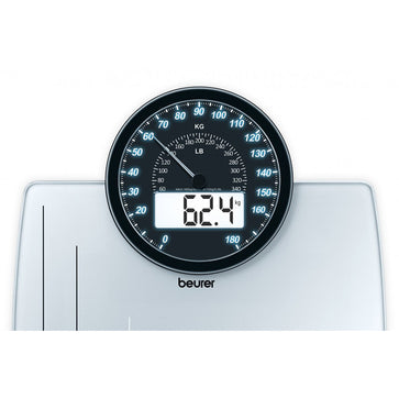 Glass Bathroom Scale - GS 58