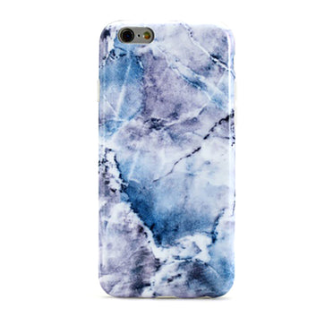 Blue Marble Silicone Case ( iPhone 6 plus)