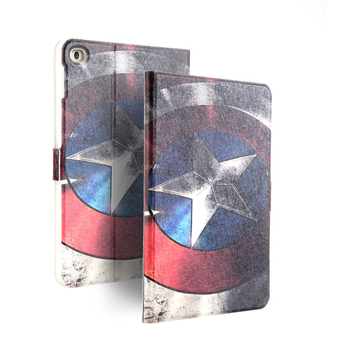 Captain America Case (iPad Air)