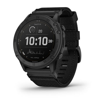 Garmin Tactix Delta - Solar Edition GPS Smartwatch 010-02357-11