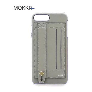 Mokka Card Holder Case ( iPhone 8 Plus )