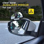 Clear Zone Auxiliary Mirror (Set of 2)