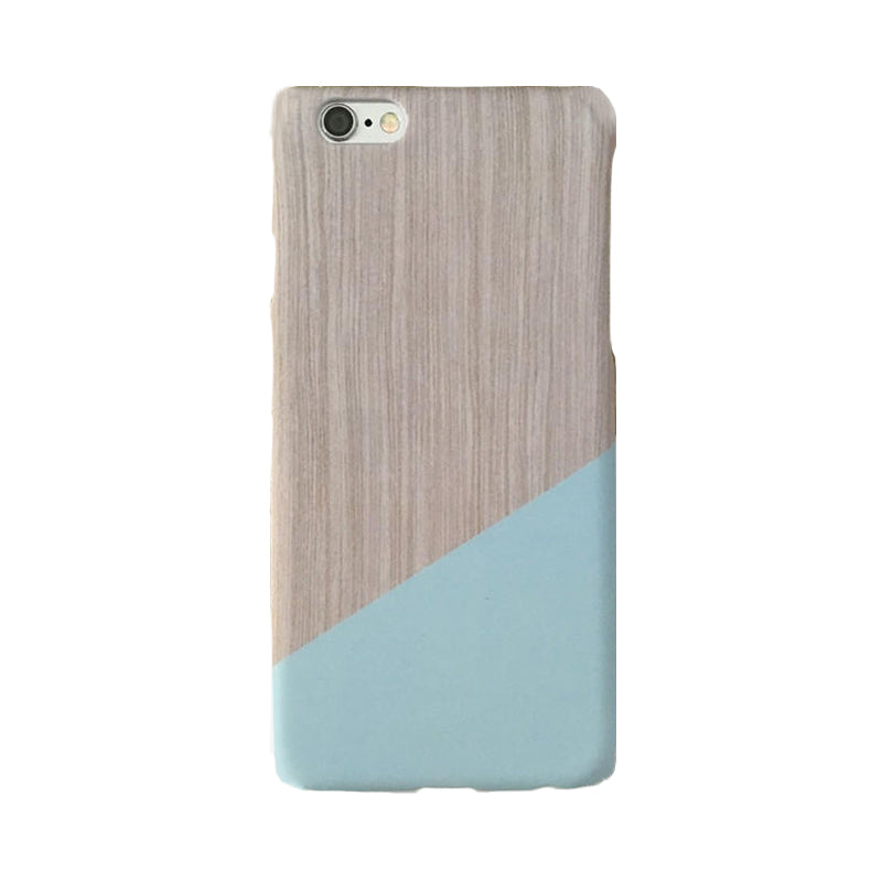 Grained Block Case (iPhone 8)