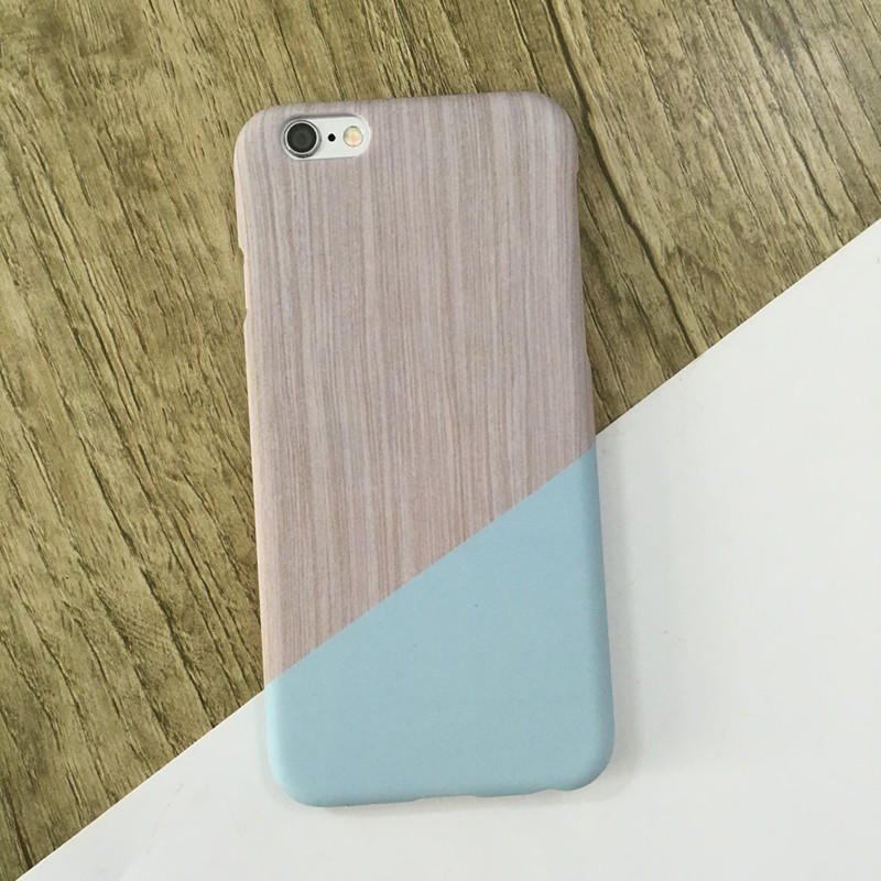 Grained Block Case (iPhone 6 Plus)