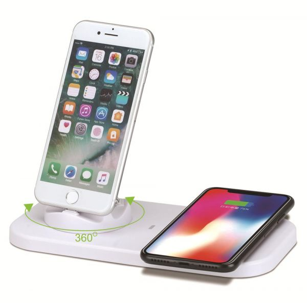 3 in 1 Charging Station & Wireless Charger