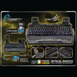 Dragon War GK 010 Optical Switch Keyboard