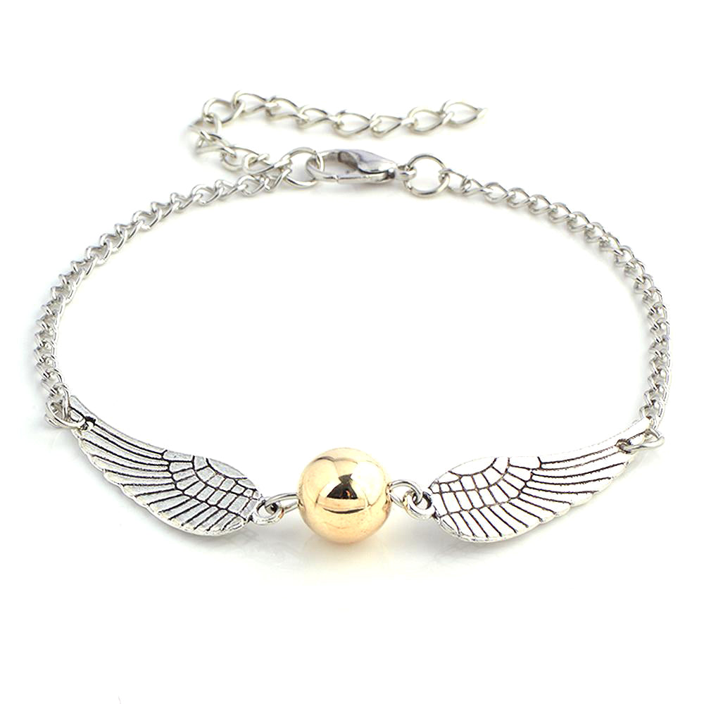 Harry Potter Snitch Bracelet