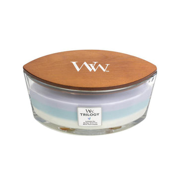 Woodwick Trilogy Ellipse Calming Retreat