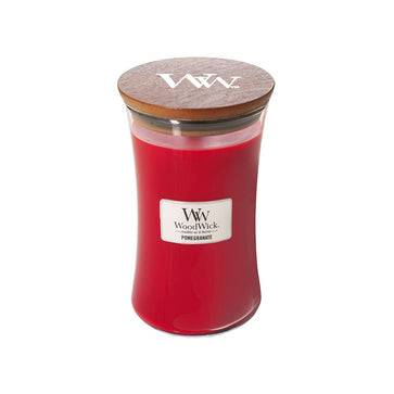 Woodwick Large Jar Pomegranate