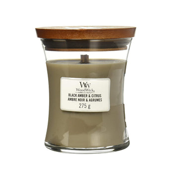 WW Medium Jar Black Amber and Citrus