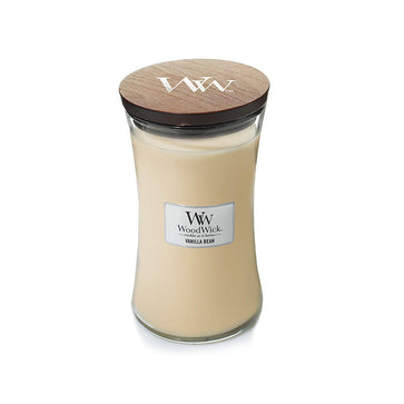 Woodwick Large Jar Vanilla Bean