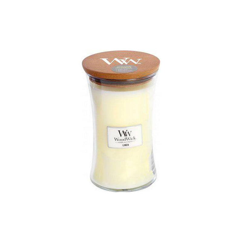 Woodwick Large Jar Linen