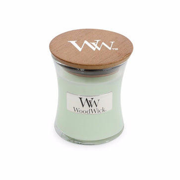 Woodwick Mini Jar Sweet Lime Gelato