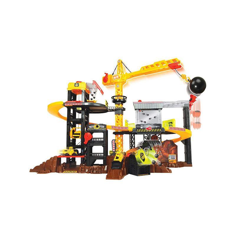 Dickie Construction Playset