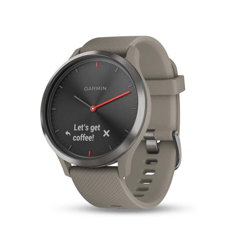 Garmin Vivomove HR Sport Smartwatch with Heart Rate Monitor