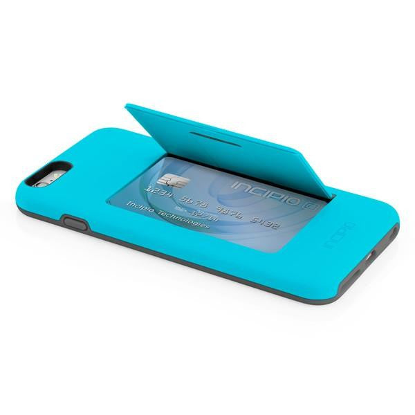 Credit Card Case With Kickstand (iPhone 6 Plus)