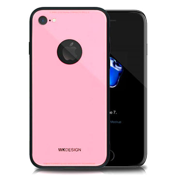 Azure Tempered Glass Case (iPhone 7)