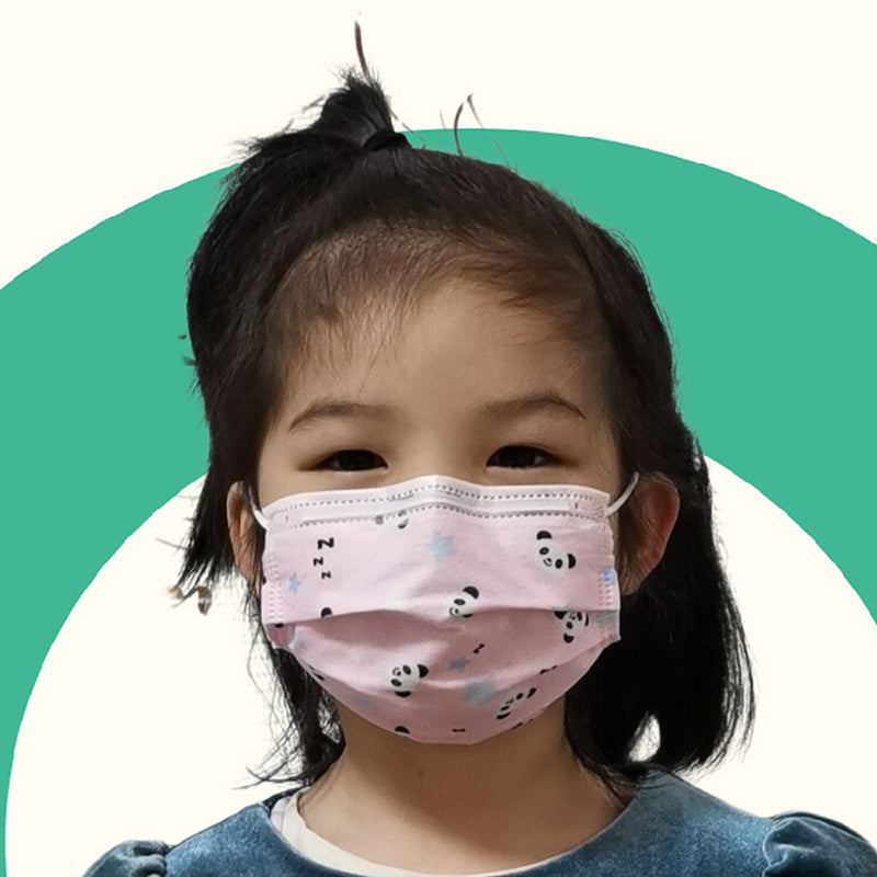 Kids Face Cover ( Pack of 10 )