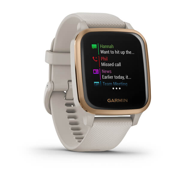 Garmin Venu SQ NFC Music Smartwatch 010-02426-11