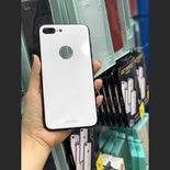 Azure Tempered Glass Case (iPhone 8 Plus)