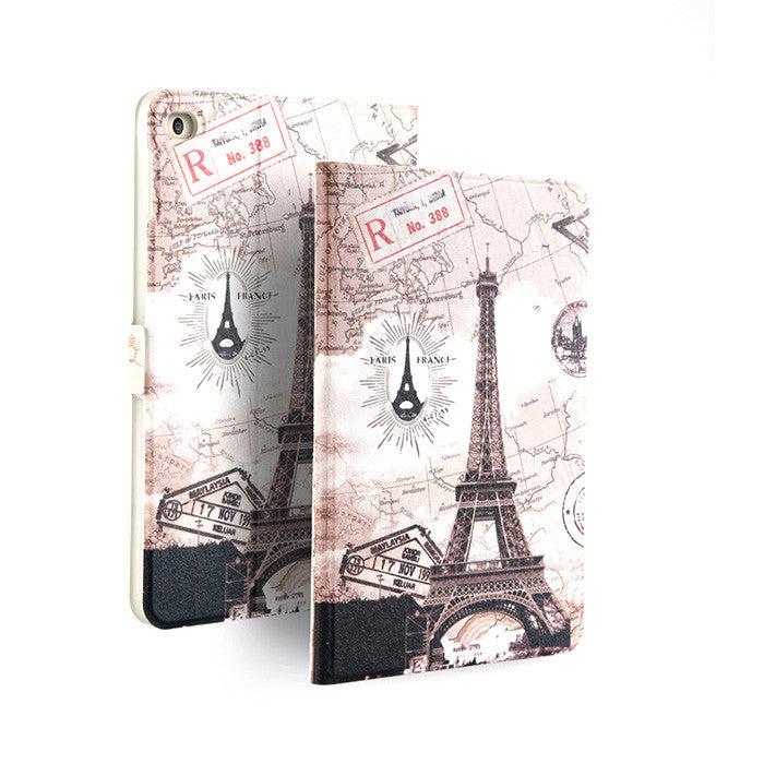 Eiffel Tower Case (iPad Air)