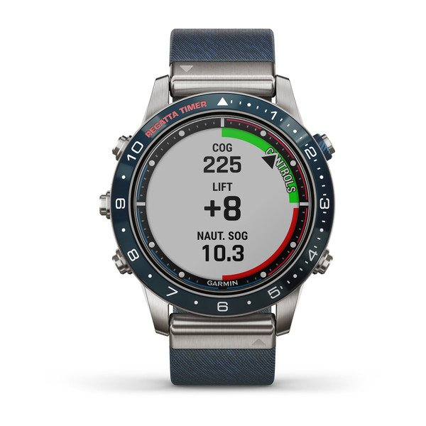 Garmin MARQ, Captain , Gps Watch, EMEA 010-02395-07