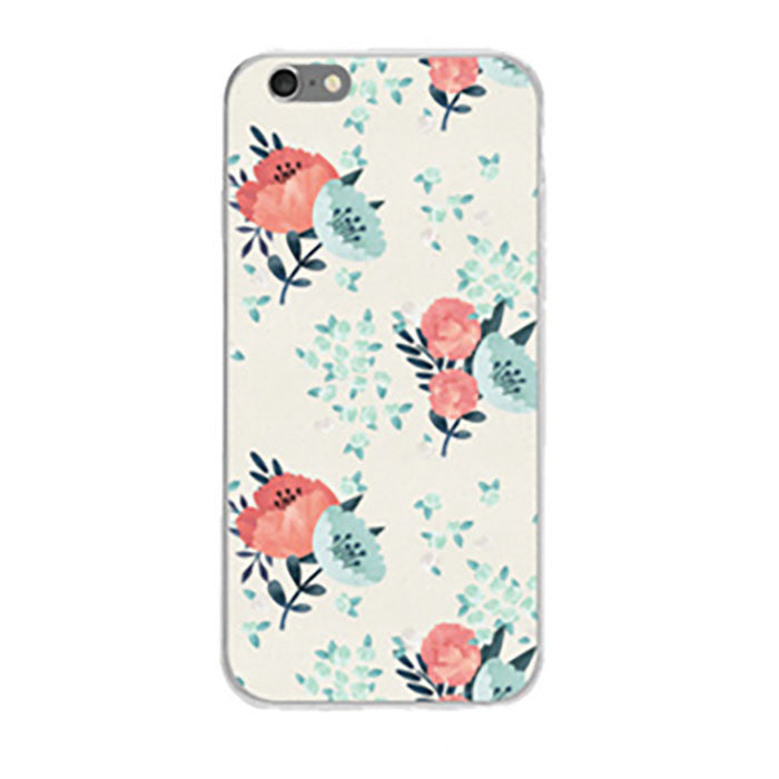 Floral Case Gift Set (iPhone 6 plus) - Chikili.com