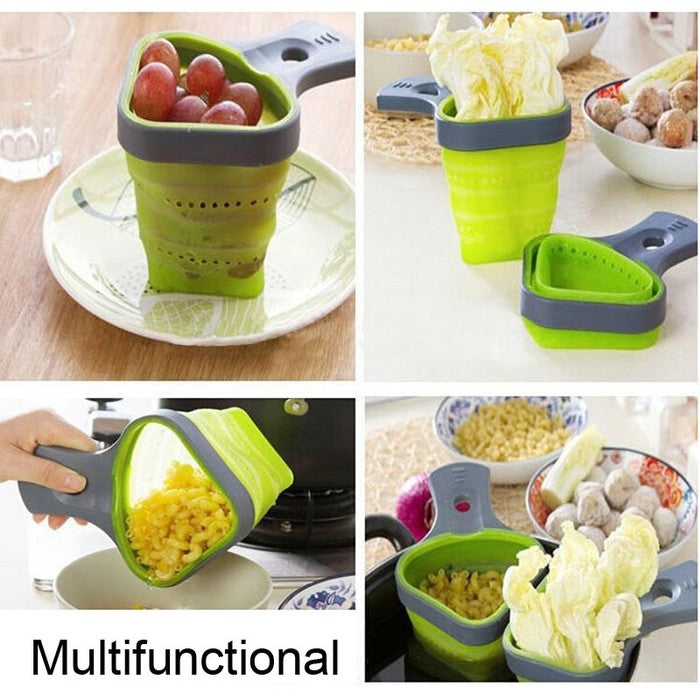 Silicone Pasta Boiling Basket