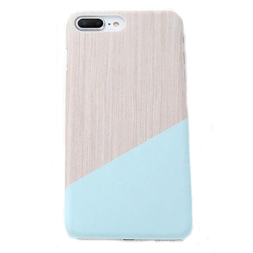 Grained Block Case (iPhone 8 Plus)