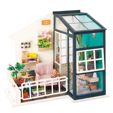 Robotime DIY Mini Dollhouse