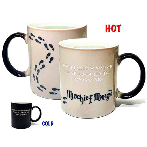 Harry Potter Mischief Managed Mug - Chikili.com