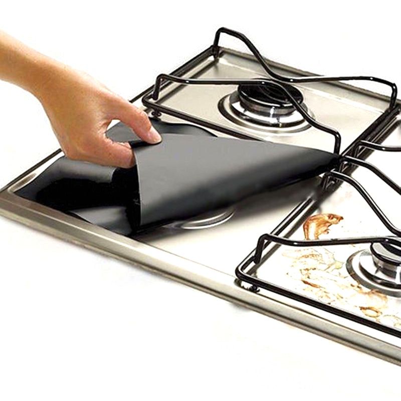 Gas Hob Protector (Set of 4)