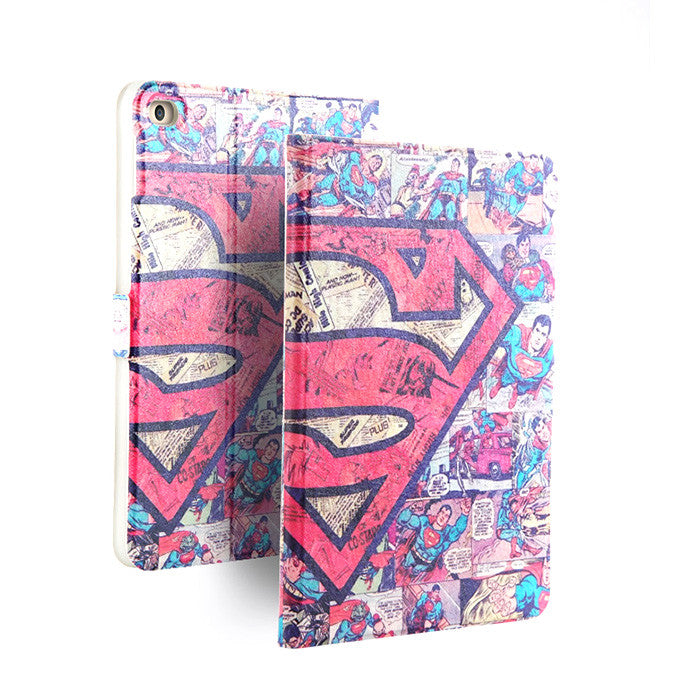 Superman Comic Case (iPad Air) - Chikili.com