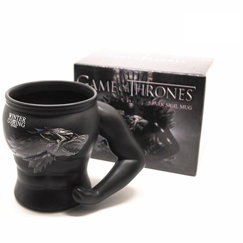 3D Game Of Thrones Mug