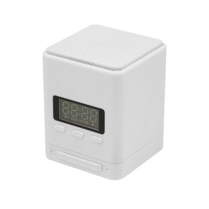Bluetooth / Clock / FM / Portable Speaker
