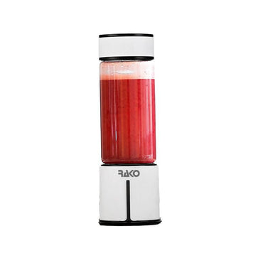Rako 6 blades Tornado Plus Portable blender- White