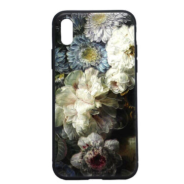 3D Vintage Floral Case (iPhone X)