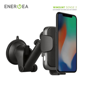 Energea WiMount Sense 2 Wireless Car Charger
